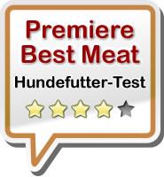 premiere best meat hundefutter test. Black Bedroom Furniture Sets. Home Design Ideas